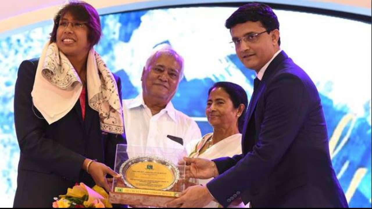 JJhulan Goswami KreedOn