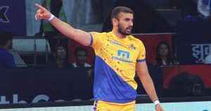 ajay thakur at KreedOn