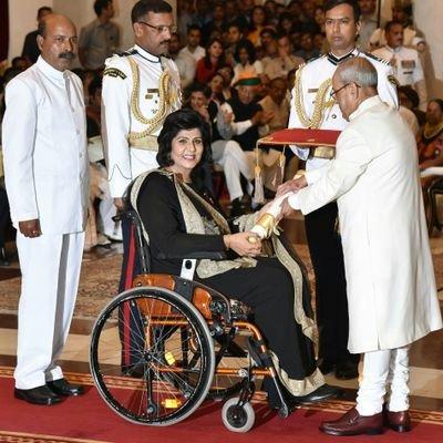 Deepa Malik Award