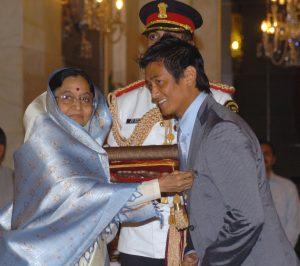 Bhaichung Bhutia KreedOn