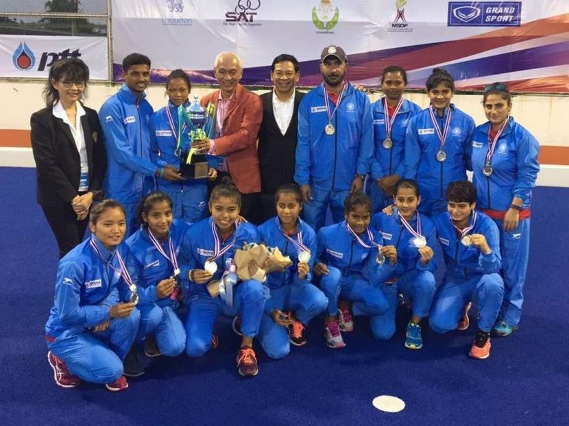 Indian Women's Hockey KreedOn