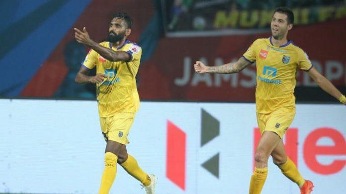 Kerala Blasters FC KreedOn