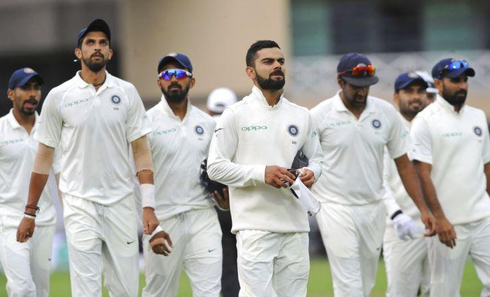 India test series on KreedOn