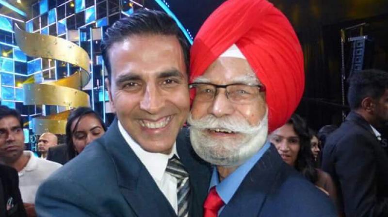 Balbir Singh Sr. KreedOn