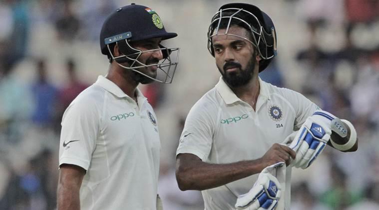 KL rahul testmatch On KreedOn