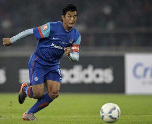 Baichung Bhutia KreedOn