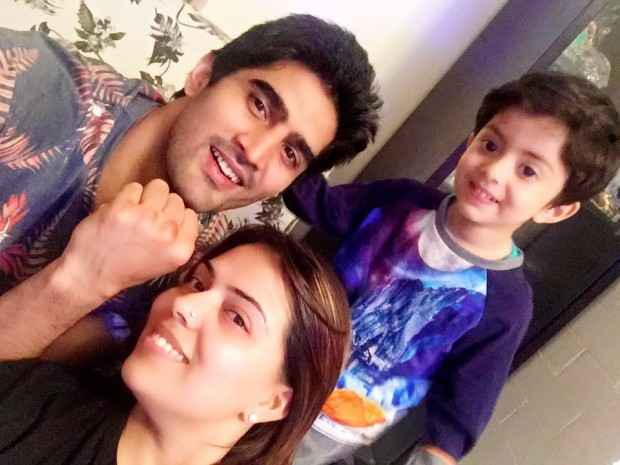 Vijender singh family on KreedOn