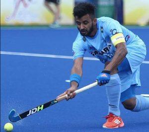 Manpreet Singh Biography Hockey Wife Family Profile
