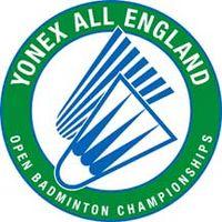 The All England Championship logo KreedOn