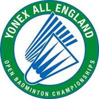 The All England Championship logo KreedOn