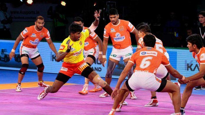 Pune vs Gujarat KreedOn