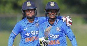 Punam Raut and Deepti Sharma KreedOn