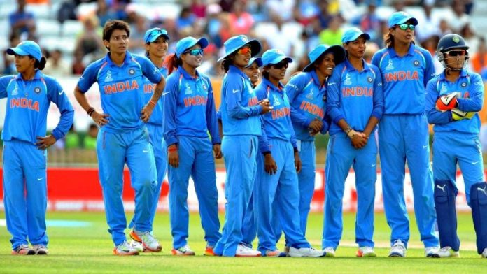 Indian Women's T20 Team KreedOn