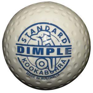 A field hockey ball