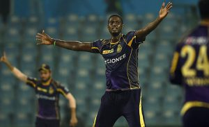 Jason Holder KreedOn