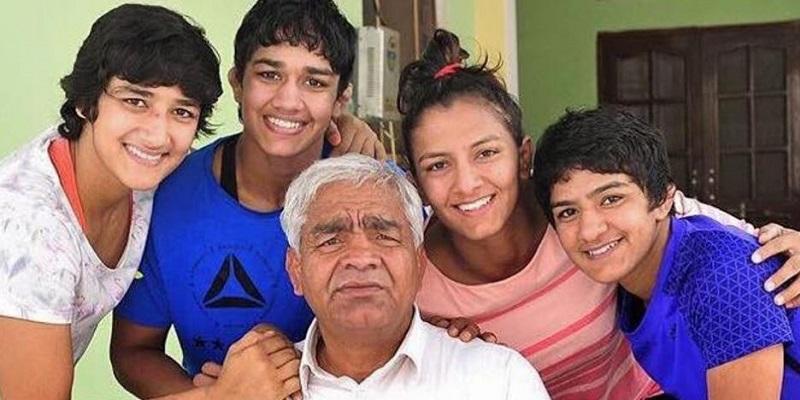 The Phogat family