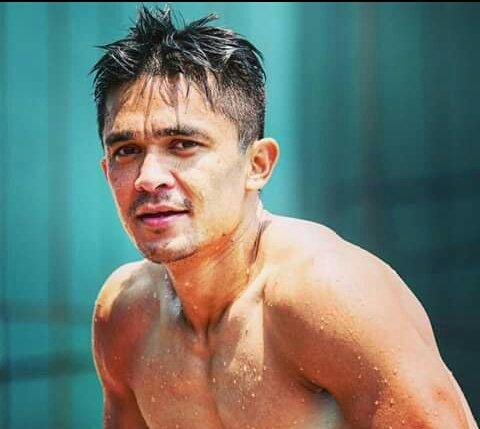 Sunil chhetri fitness