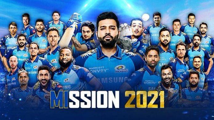 Mumbai Indians Players, KreedOn
