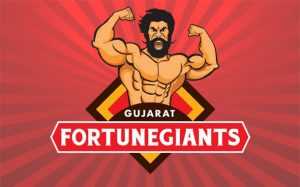 Gujarat Fortune Giants KreedOn