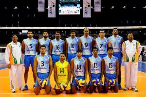 Indian Volleyball Team KreedOn