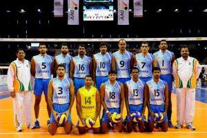 Indian Volleyball Team KreedOn