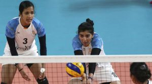 Indian Women's Volleyball Team KreedOn