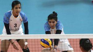 Indian Women's Volleyball Team KreedOn