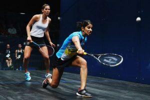Joshna Chinnappa Squash