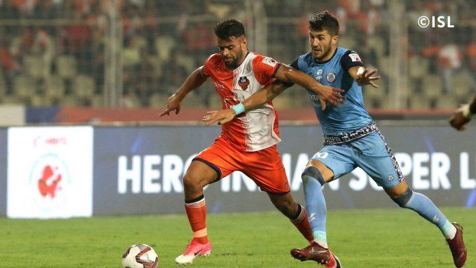 ISL Gos vs Jamshedpur KreedOn