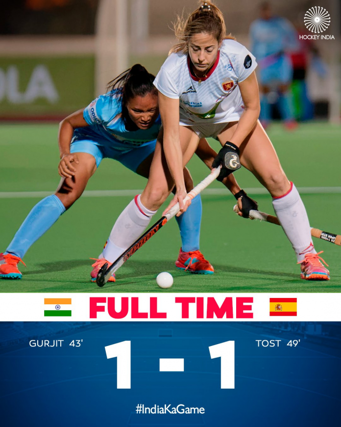 indian women hockey team