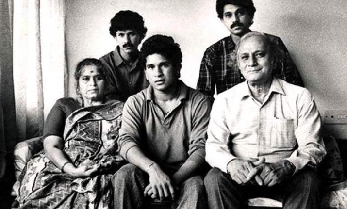 Sachin Tendulkar Biography KreedOn