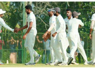 Kerala beat Gjarat KreedOn