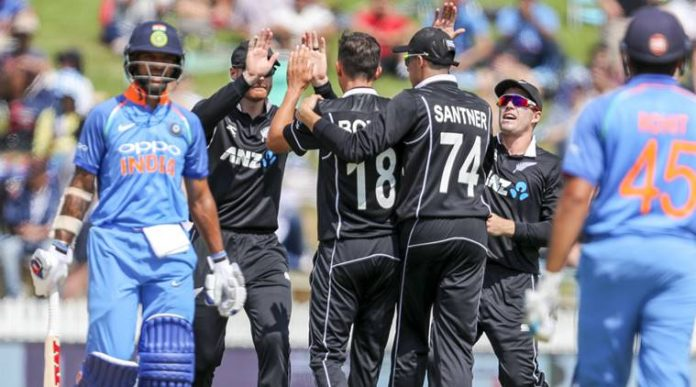 India vs New Zealand 4th ODI