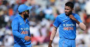 Hardik Pandya is an important part of the team: Kohli