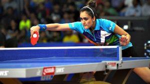Manika Batra Table Tennis
