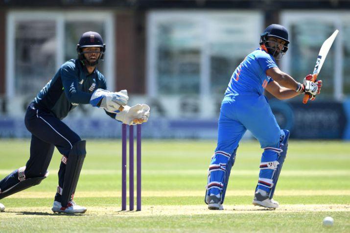 Rishabh Pant India A