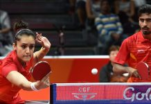 TT Rankings G Sathiyan Manika Batra