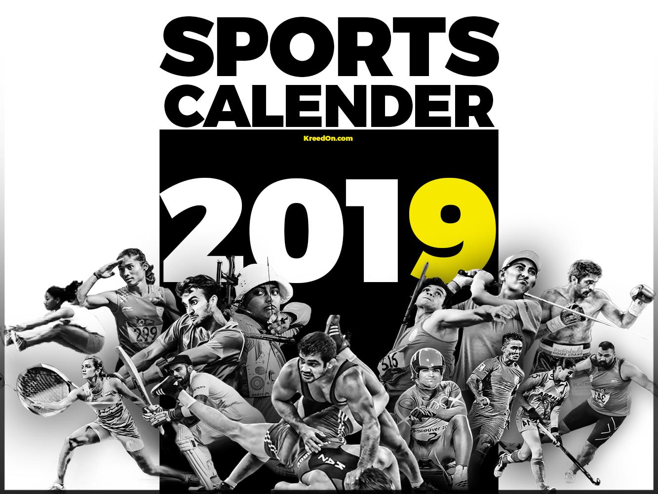 Sports Calendar 2019: Cricket World Cup, AFC Asian Cup