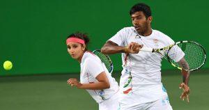Sania Mirza Tennis