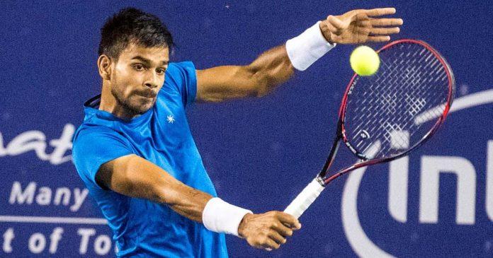 Sumit Nagal Chennai Open ATP