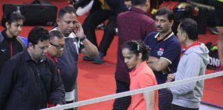 Saina Nehwal Badminton Nationals
