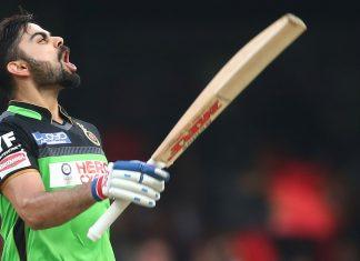 Virat Kohli best knocks in IPL