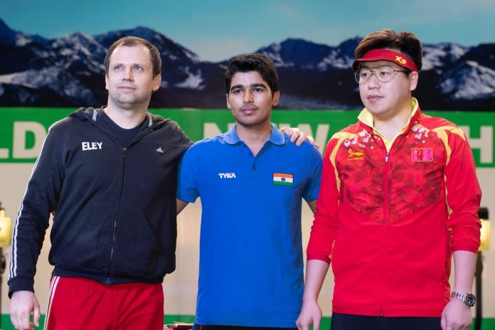 Saurabh Chaudhary ISSF World Cup