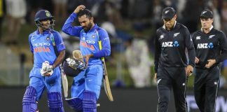India vs New Zealand Series