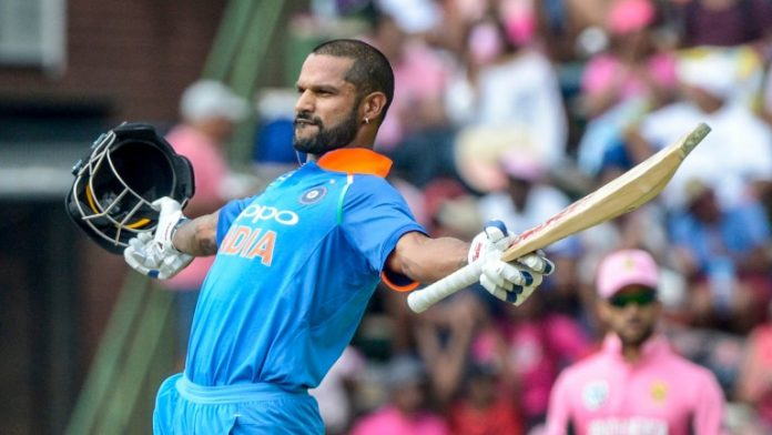 Shikhar Dhawan Biography