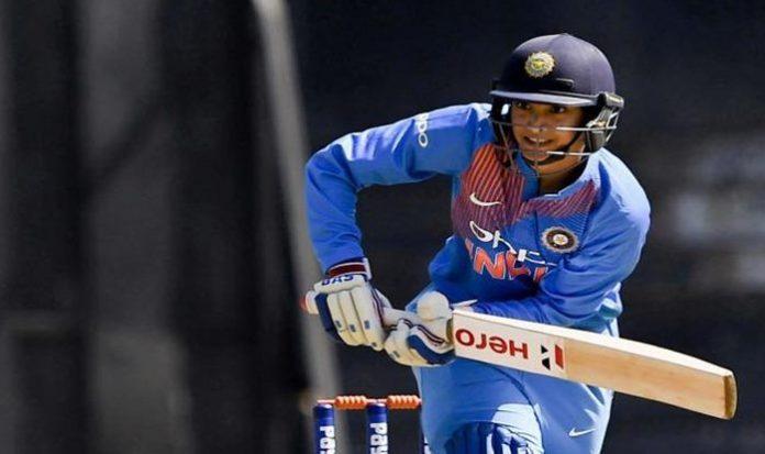 Smriti Mandhana ICC rankings