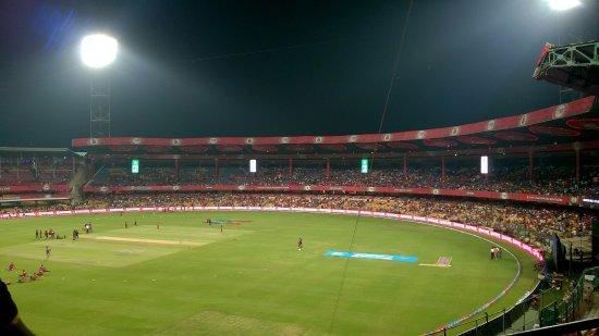 Chinnaswamy   cricket stadium in India   KreedOn