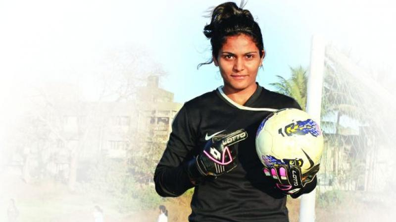aditi chauhan football