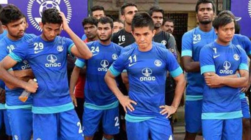 India in FIFA Rankings: Blue Tigers Out of Top 100 After Early Asian