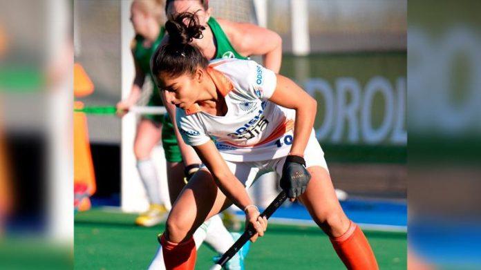 Gurjit Kaur Hockey